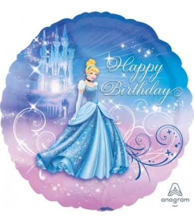 24815 Cinderella Happy Birthday
