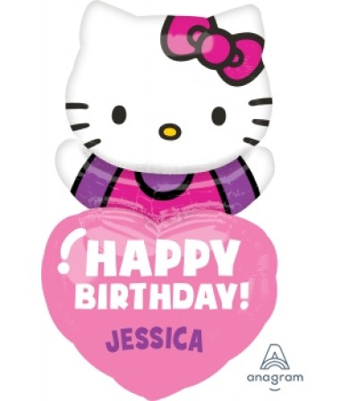 29654 Hello Kitty® Happy Birthday