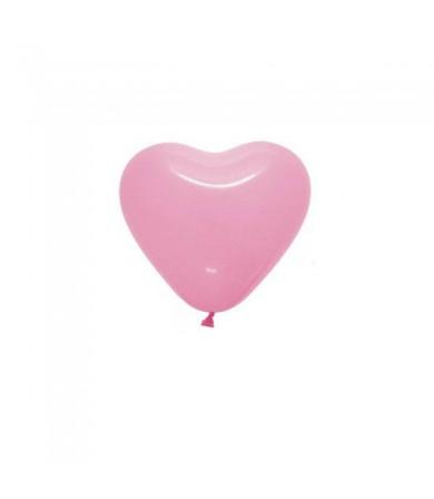 "Atex 5"" Heart Shaped Fashion Pink"