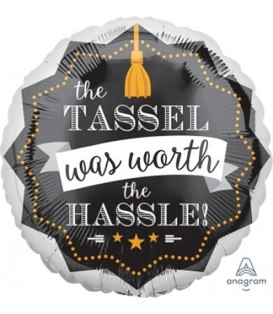 34957 Tassel Worth the Hassle