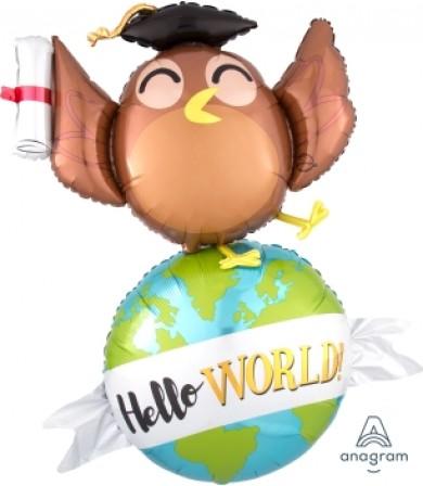 37270 Hello World Owl