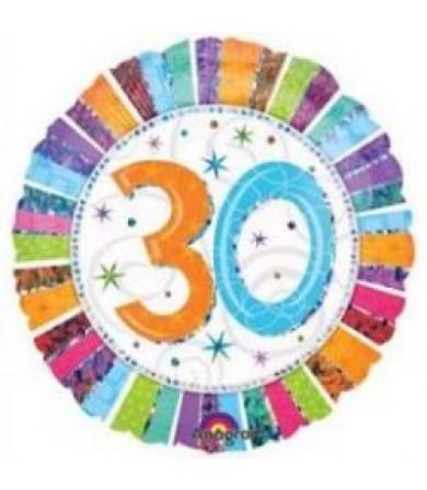 16069 Radiant Birthday 30