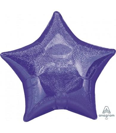 """13609 Purple Dazzler™ Star  (19"""")"""