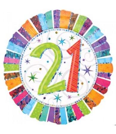 16068 Radiant Birthday 21