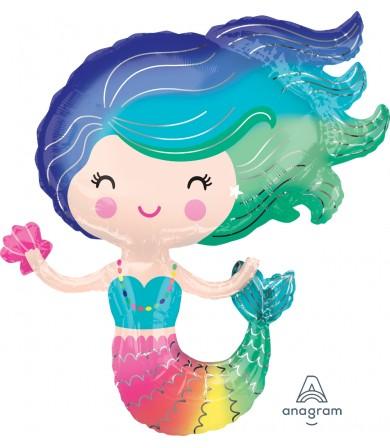 """38472 Colorful Mermaid (30"""")"""