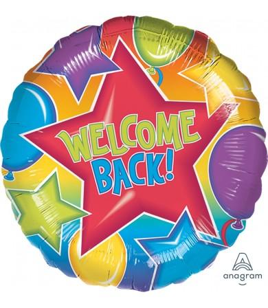 """07076 Festive Welcome Back (18"""")"""