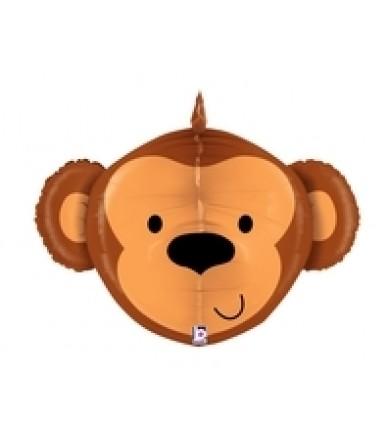 "35566P Dimensionals™ Monkey (27"")"