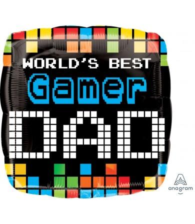 """37225 Gamer Dad (18"""")"""