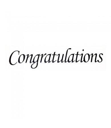 Sticker - Congratulations
