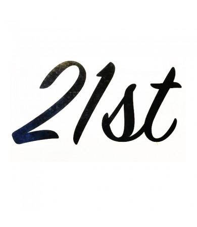 Sticker - 21st