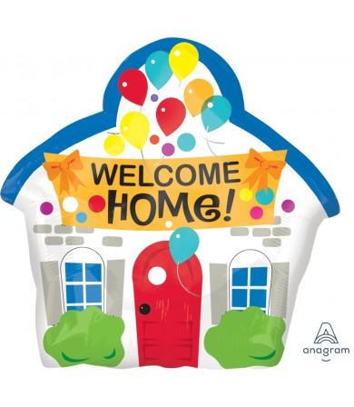 "26818 Welcome Home House (20"")"