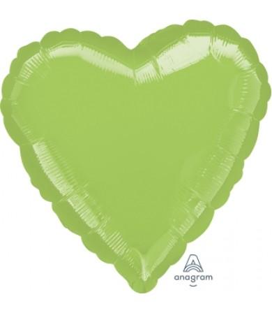 "07127 Metallic Lime Green (18"")"