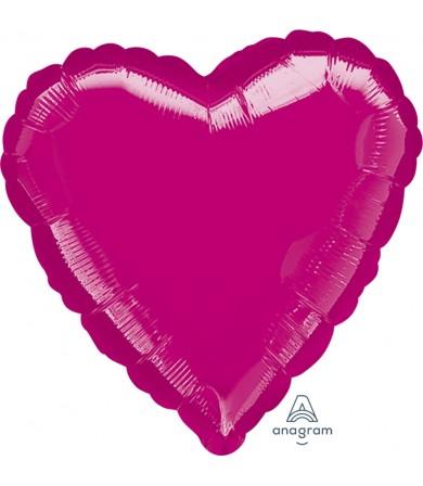 """16207 Fuchsia Heart (32"""")"""