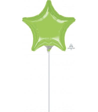 "16414 Lime Star (9"")"