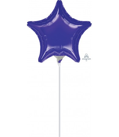 "16436 Purple Star (9"")"