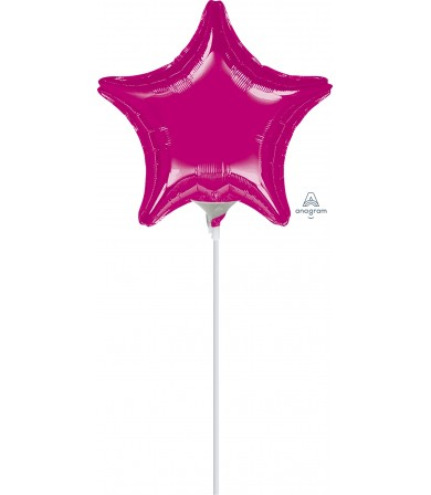 "16208 Fuchsia Star (4"")"