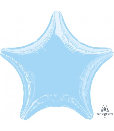 "22468 Pearl Lavender Decorator Star (19"")"