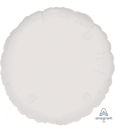 """20595 Metallic White (18"""")"""