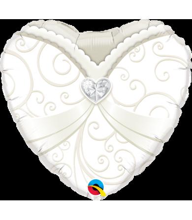 """15791 Wedding Gown (18"""")"""