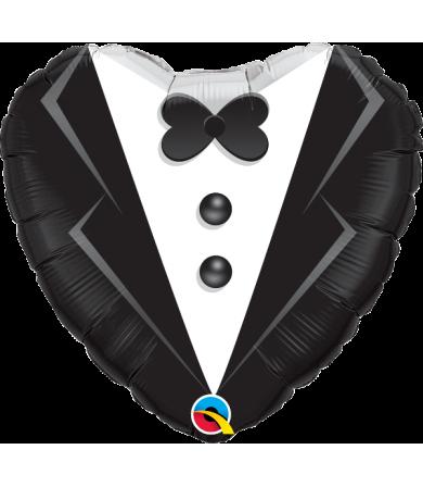 """15784 Wedding Tuxedo (18"""")"""