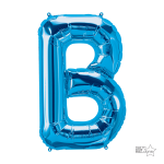 """34"""" Letter """"B"""" (Blue)"""