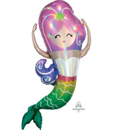 """39377 Iridescent Mermaid (41"""")"""
