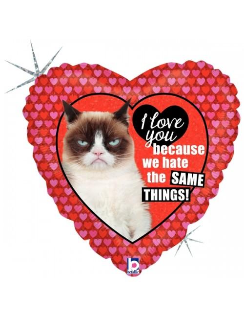 "36504P Grumpy Cat® Love (18"")"