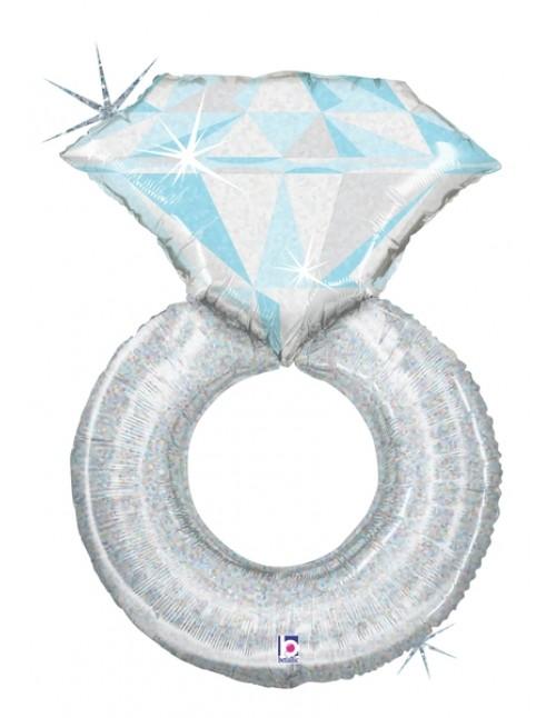 "35366 - Platinum Wedding Ring (38"")"