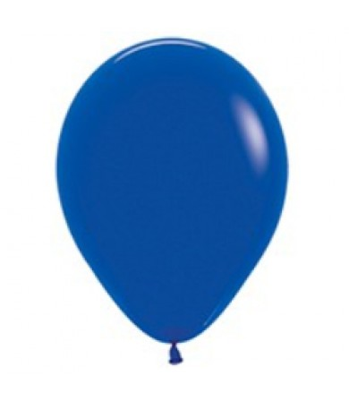 "Sempertex 12"" Fashion Solid Royal Blue 041"
