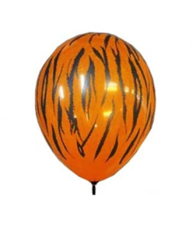 "Sempertex 12"" Fashion Solid Orange 061 - AO Tiger"