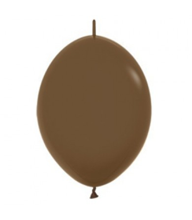 "Sempertex 12"" LOL Balloon Fashion Solid Caramel 075"
