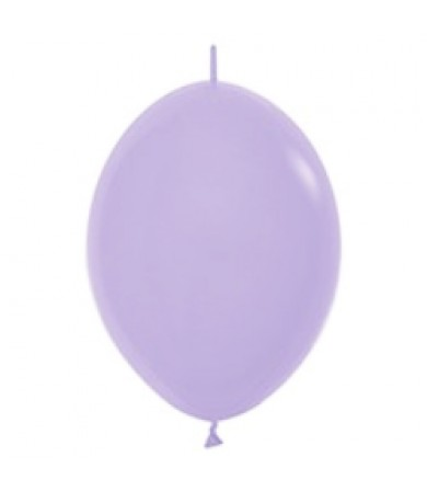 "Sempertex 12"" LOL Balloon Fashion Solid Lilac 050"