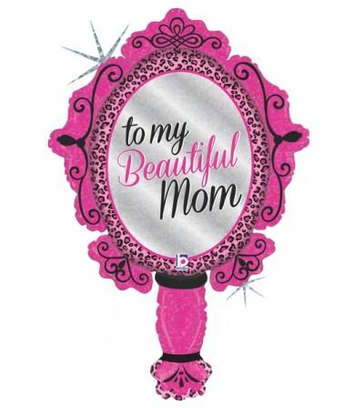 "35228P - Beautiful Mom Mirror (39"")"
