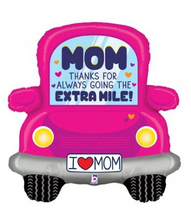 35535P Thanks Mom Car